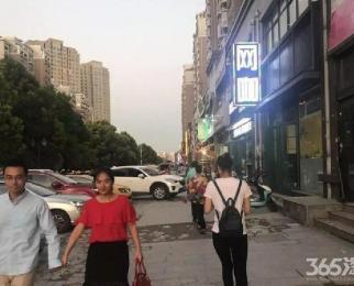 桥北浦外金城丽景 成熟小区十字路口的门面 适合开饭店