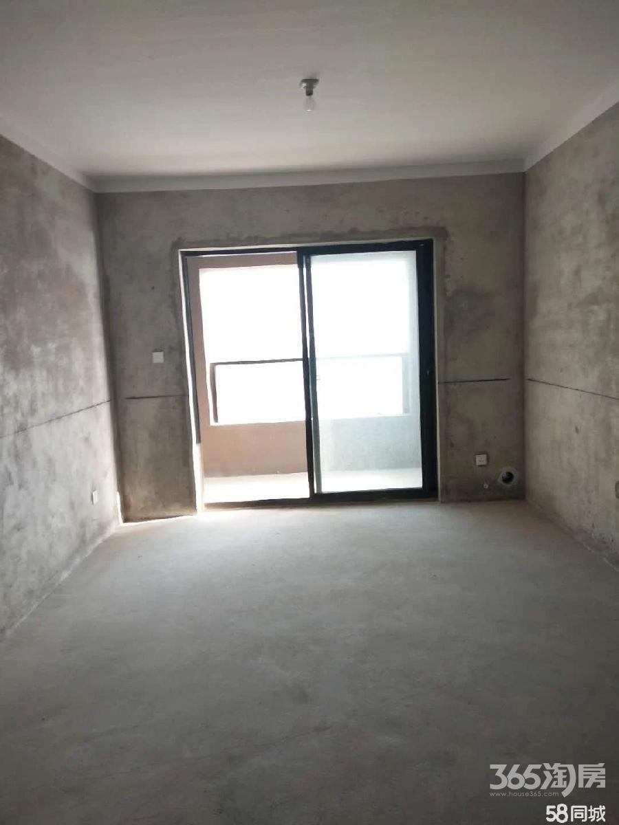 禹州龙子湖郡2室1厅1卫87平方产权房毛坯