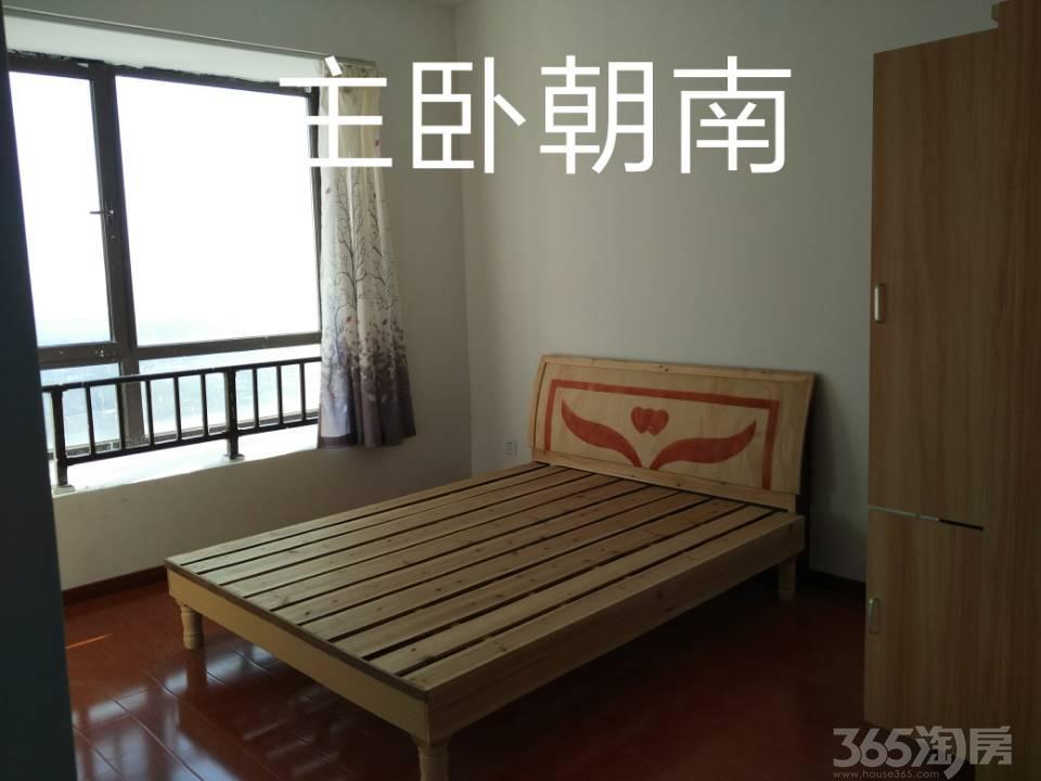 万达华府3室2厅1卫125�O整租中装