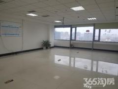 新城总部大厦 江浦标志性纯写字楼与河西隔江相望隧道地铁