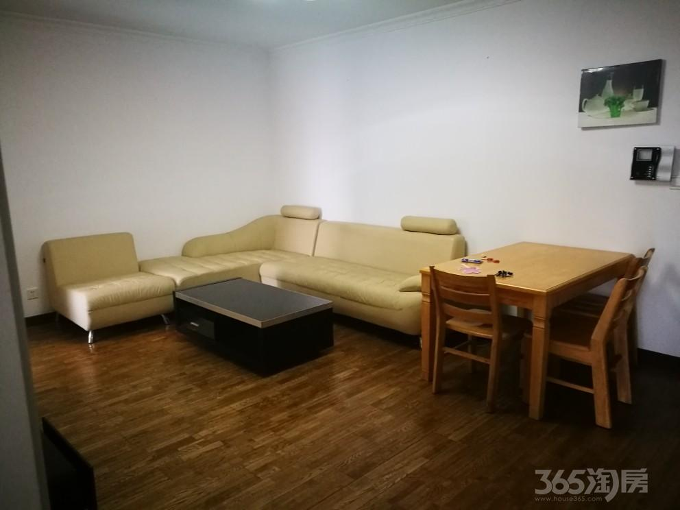 府西花园2室2厅1卫88.88平米整租精装