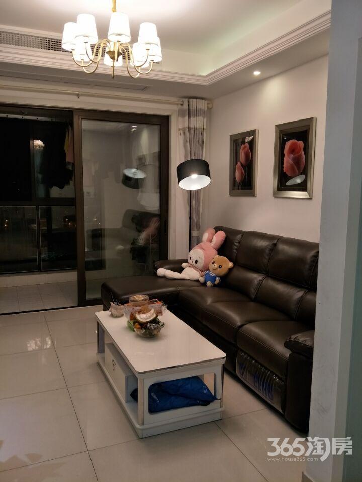 长泰国际社区2室2厅1卫90㎡合租只限女精装