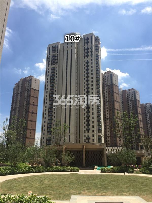 金象朗诗红树林楼栋施工进展(7.23)