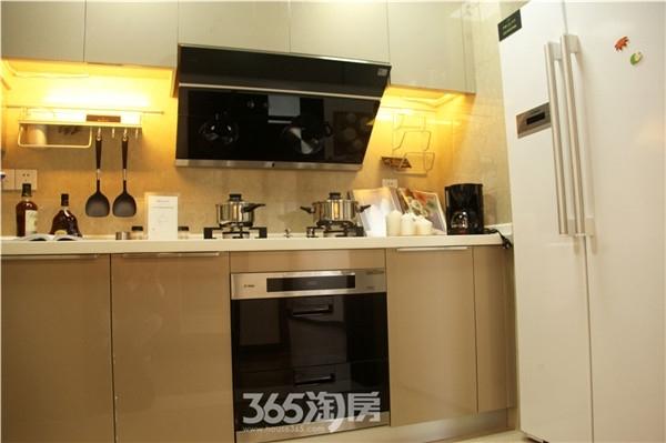 万科海上传奇D1户型厨房