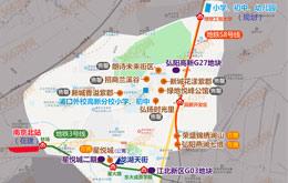 江北核心区最耀眼的区域,教育、商业、医疗等正在提速中……