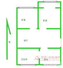 西门五爱广场旁棉花巷小区精装2房 实拍图片 五爱小学学区房