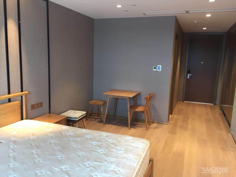 丰隆城市中心1室1厅1卫60平米整租精装