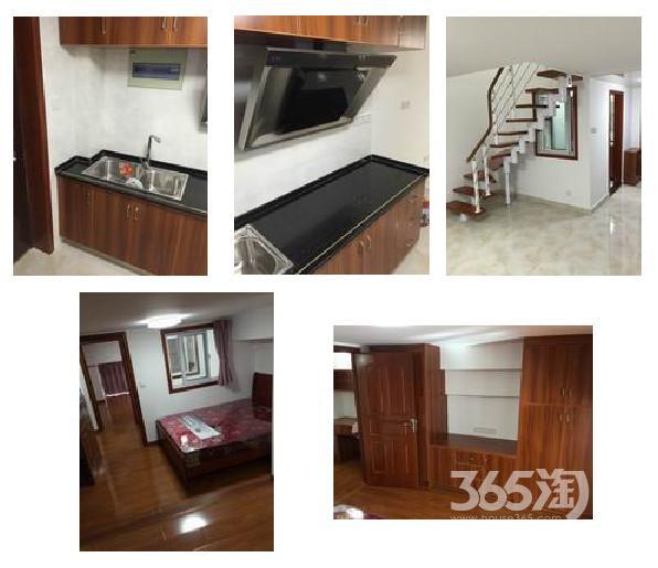 新区港龙城柏悦公馆1509室1厅1卫96㎡整租简装