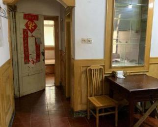 康居里小区2室1厅1卫50.00平米合租简装