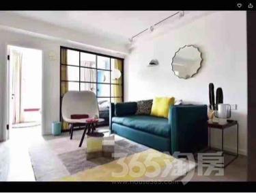 绿海华庭3室2厅1卫125平米毛坯产权房2017年建满五年