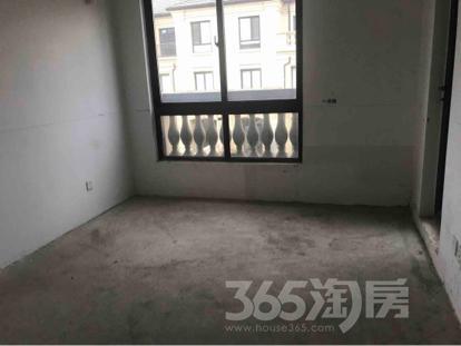鸿裕华庭4室2厅2卫142平米毛坯产权房2016年建