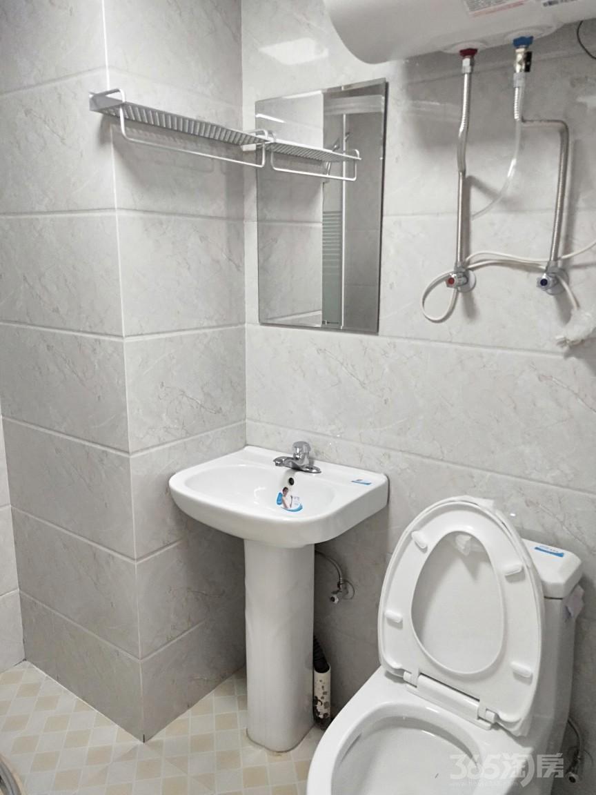 西溪水岸花苑1室0厅1卫20平米整租精装