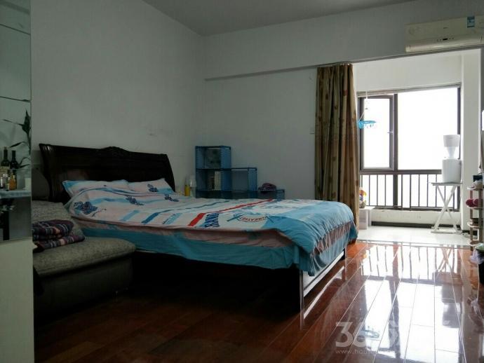 汉嘉都市森林1室2厅1卫45平米整租精装