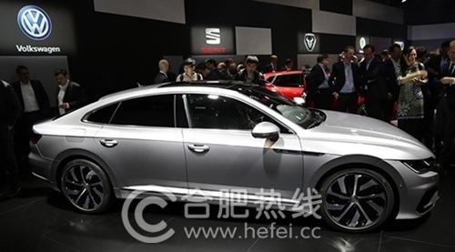 一汽大众小型SUV第一款 国产T ROC明年7月上市高清图片