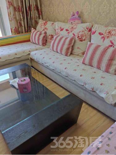 碧桂园城市花园 蔷薇园2室2厅1卫81平米豪华装产权房