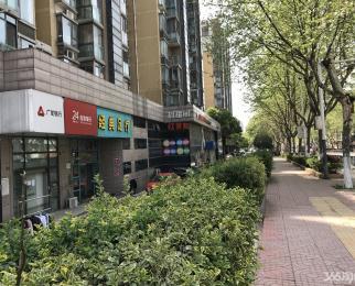 有钥匙汇林绿洲三期临街商铺 挑高6米 地势佳 交通便利