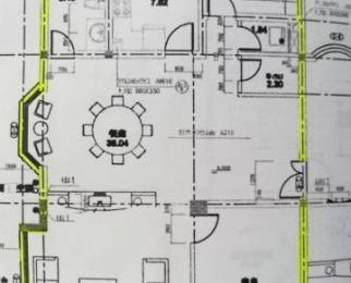 天地新城6室3厅3卫263平米临湖别墅加送24平米独立车库