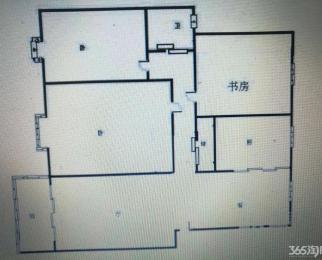 华清大桥地铁口金匮苑3楼毛坯全明通透朝南3室2厅2卫急售阳光好