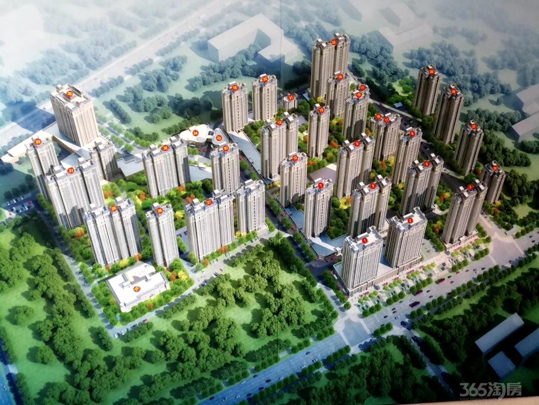 锦宏·光耀城3室2厅1卫104平米2020年产权房毛坯