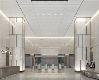天元西路地铁口 银城INC高端新房 甲级整层湖景办公
