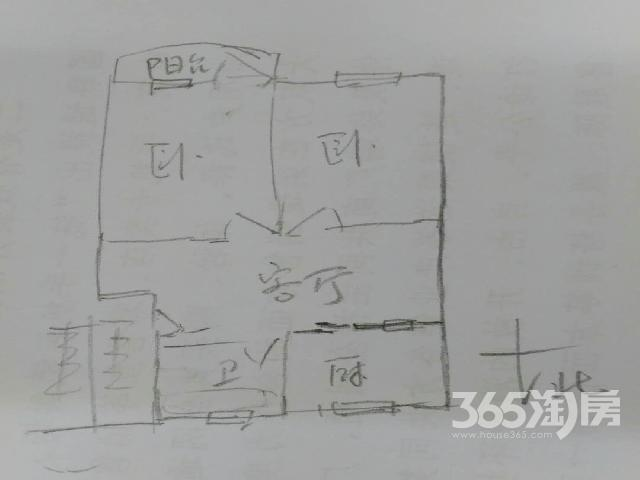 姑香苑2朝南,黄金楼层,采光充足,厨卫全明,送独立自行车车库