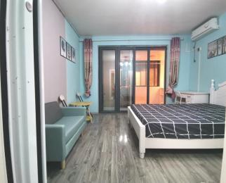 江宁万达 酒店式公寓 带阳台 独厨独卫 看房随时 个人房源