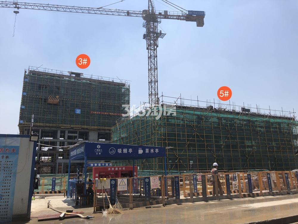 融创金成十锦台实景图