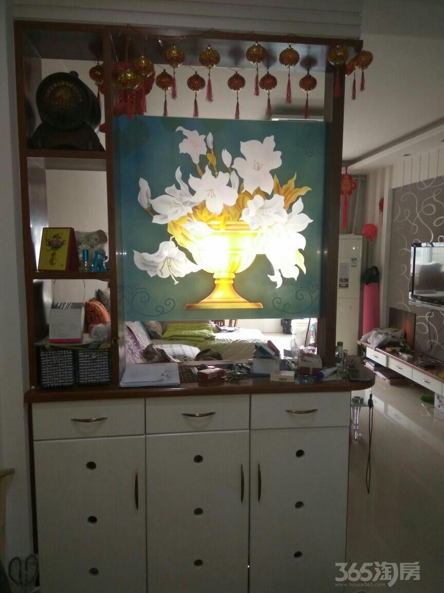 玫瑰苑2室2厅1卫97平米2010年产权房精装