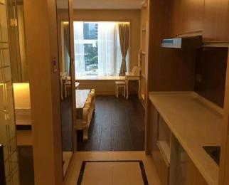 施家花园1室1厅1卫47平米整租精装