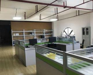 中圣园 开发区九龙湖 320平方 办公装修含税价