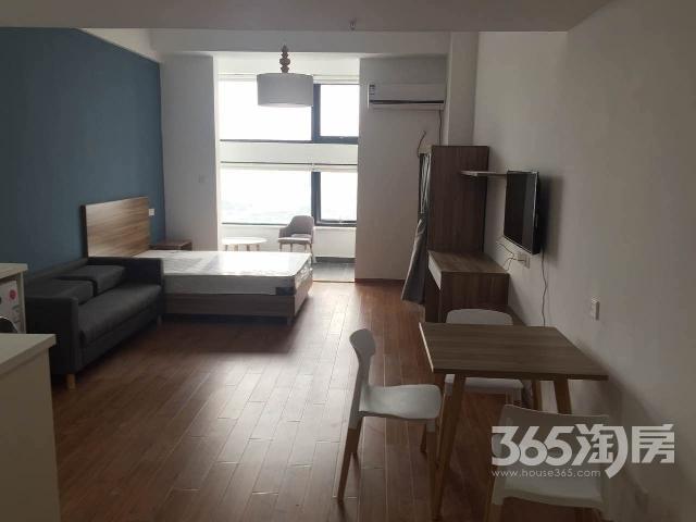 永金公寓1室2厅1卫45㎡整租精装