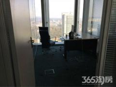 免◆佣 南京地标5A级纯写 公司自有房 实拍精装 景观佳 鼓
