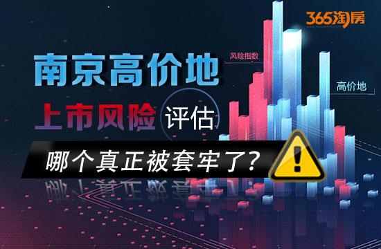 南京高价地上市风险评估 真正被套牢