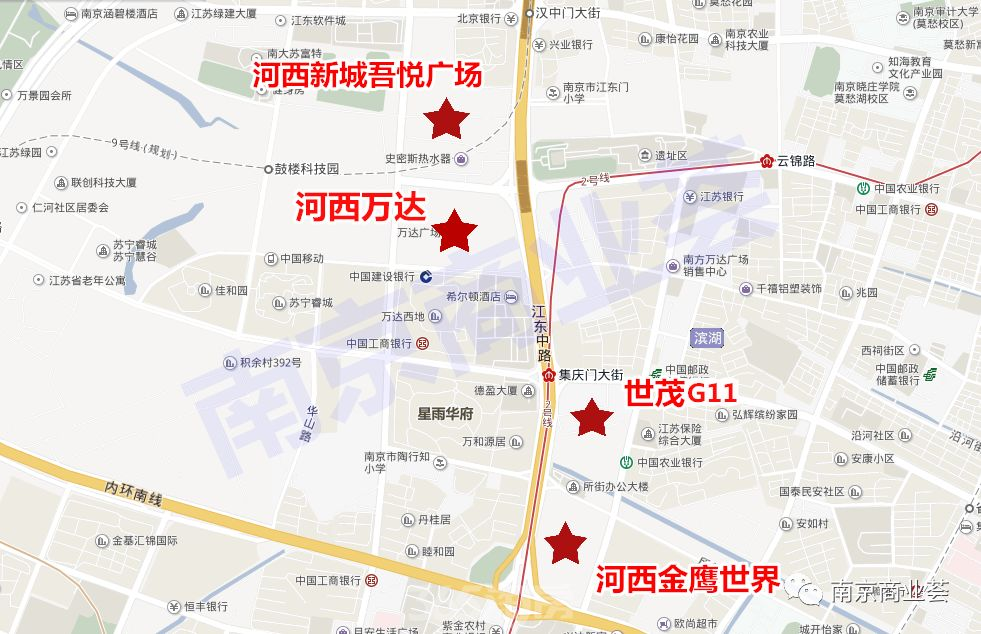 世茂G11区位图