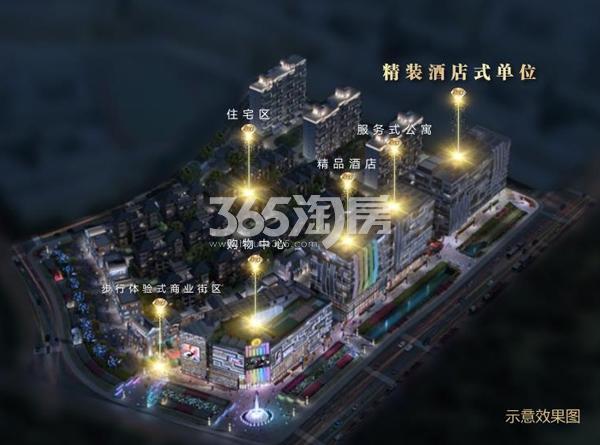 彩�D香江鸟瞰图