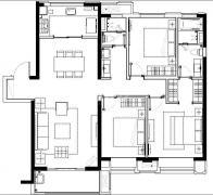 百家湖商圈 143平奢阔3房5400元 地铁围绕 设施齐全