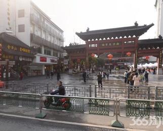 急租夫子庙临街门面 市口好 客流量大 门头宽8米 进深16米