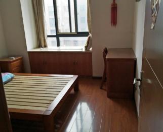 国耀园上园3室2厅1卫98平米精装整租