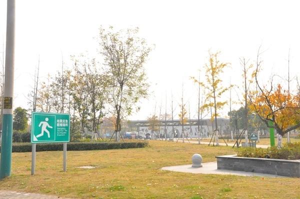 蚌埠国购广场 淮滨公园 201712