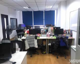 嘉业国际旁中泰国际广场 甲级纯写 全新装修全套办公家具