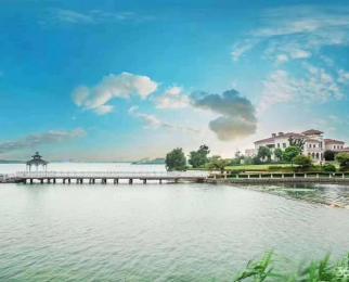 一线生态湖景山景洋房精装现房首付8万送观湖阳台20平户户观景