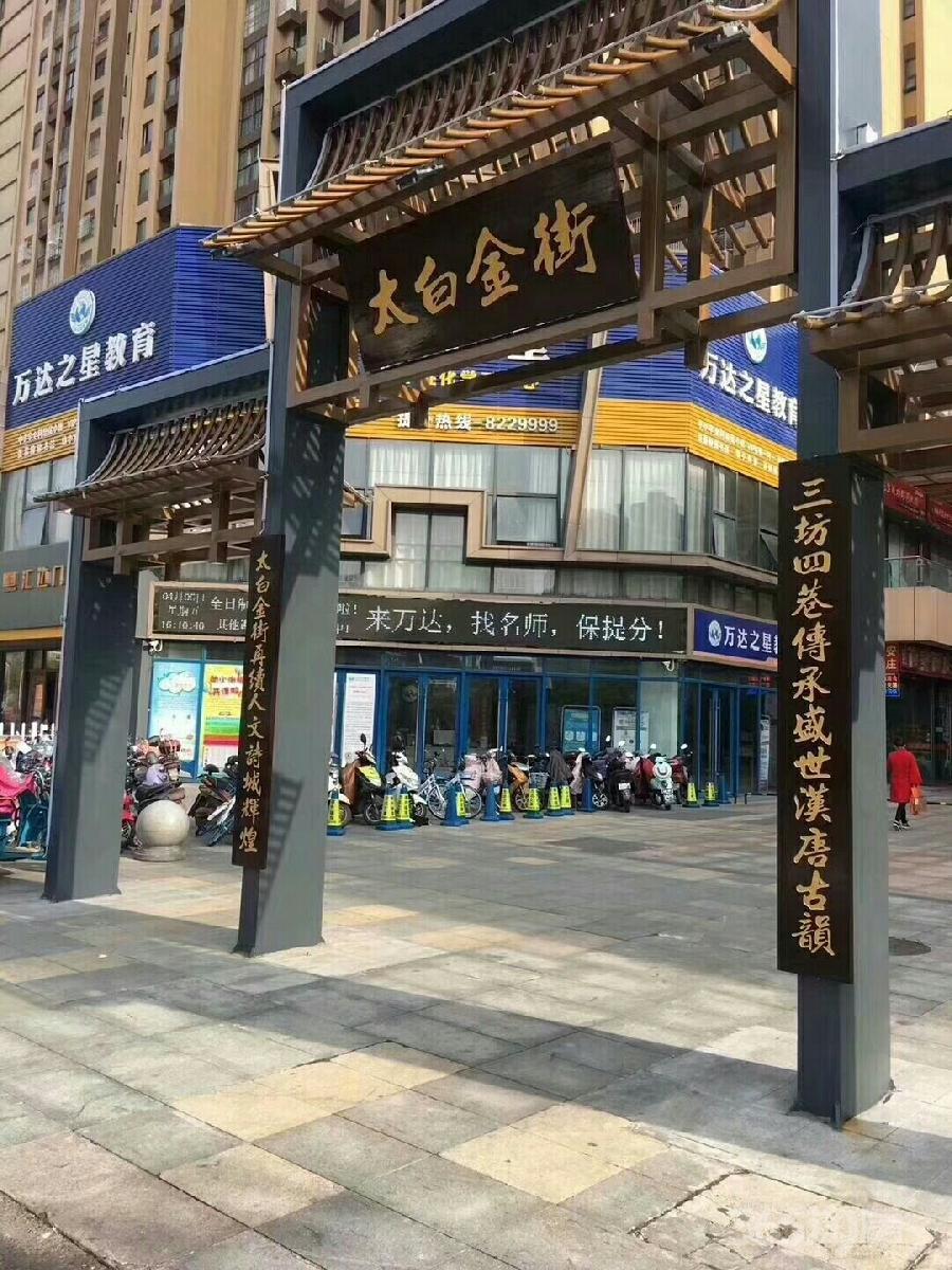 万达广场77平米商业街商铺仅此一套先到先得