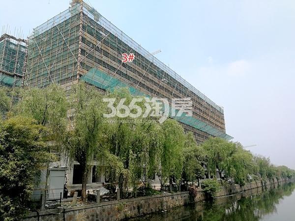 正大·万物城二期3#楼实景(2018.4)