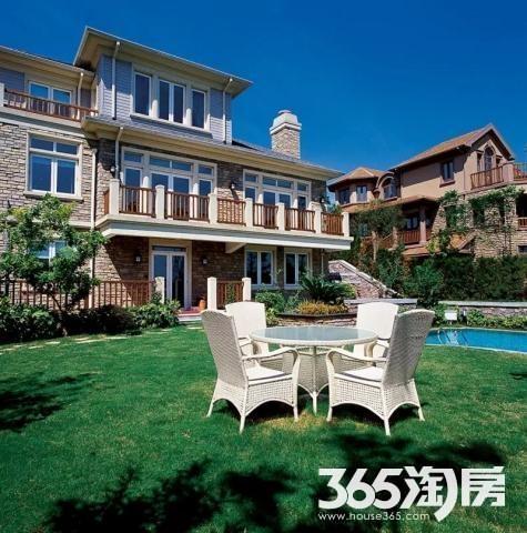 江北老山脚下 纯独栋别墅 送院子 带游泳池 送露台 低密度养生宅