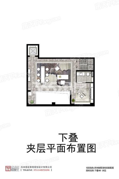 中国铁建花语江南户型图