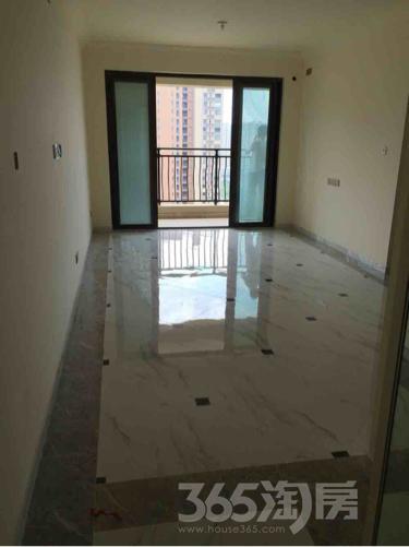 碧桂园翡翠华府3室2厅1卫95平米简装产权房2018年建