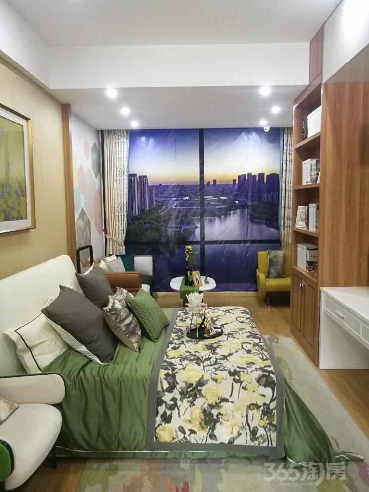 昌建广场1室1厅1卫50平米2017年产权房精装