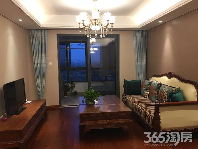 仁恒绿洲新岛2室2厅1卫95㎡整租豪华装