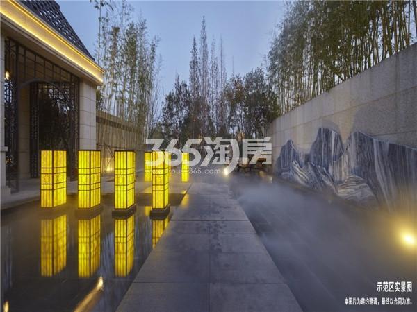 蓝光公园华府实景图