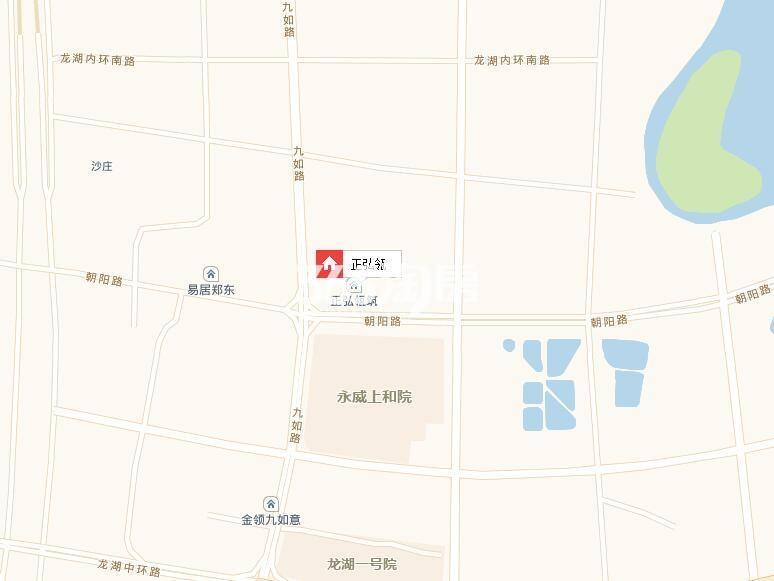正弘瓴交通图